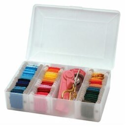 Hemline Embroidery Thread Box - Medium