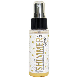 Imagine Sheer Shimmer Spritz Spray 2oz
