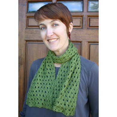 Tracery Scarf