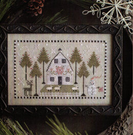 Plum Street Samplers A Country Winter - PL170 -  Leaflet