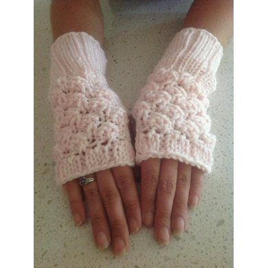Cotton Candy Mitts