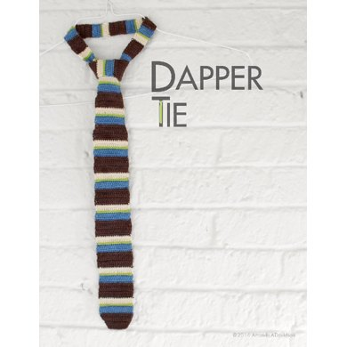 Dapper Tie [for men, or not]