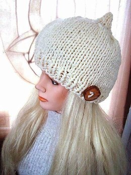 f1e6b95f0 Hat Knitting Patterns | LoveKnitting Page 37