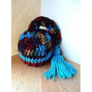 647 LONG TAIL PIXIE HAT, baby to adult sizes