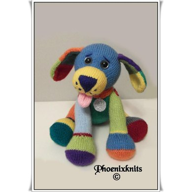 Jacob The Puppy Knitting Pattern By Phoenixknits Knitting Patterns