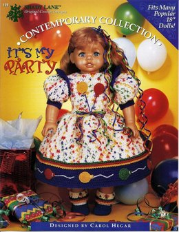 It's My Party for 18 Inch Dolls