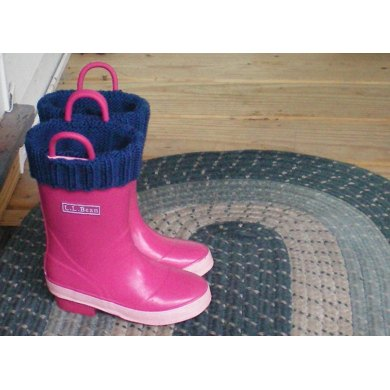 Little Bean (rainboot liners)