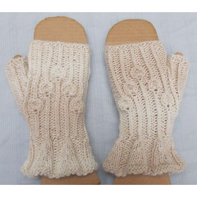 Carillon Mitts