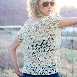 Canyonlands Boho Crochet Top