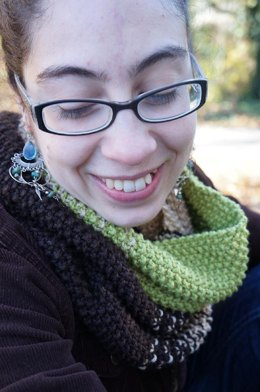 Transitions Infinity Scarf