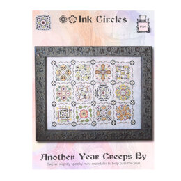 Ink Circles Another Year Creeps By - NKM69 -  Leaflet