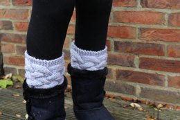 Double Dutch Boot Toppers
