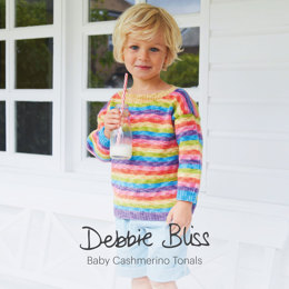 Baby Cashmerino Tonals by Debbie Bliss