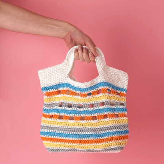 Summertime Shopper Pattern