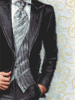 Luca-S Bridegroom Cross Stitch Kit
