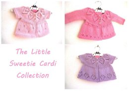 The Little Sweetie Cardi Collection E-Book