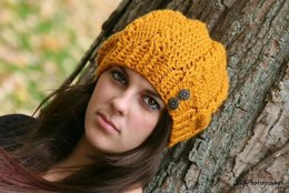 Tansy Cabled Slouch