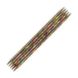 KnitPro Symfonie Double Point Needles 20cm (Set of 5)