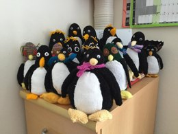 Penguin Soft Toy