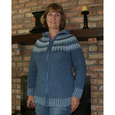 Double Knit Design Sweater