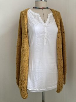 Easy Boyfriend Cardigan