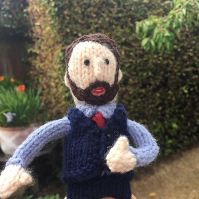 Knit your own Gareth Southgate