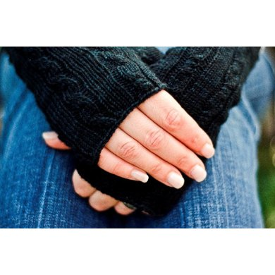 Gibson Fingerless Mitts