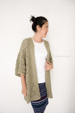 Summer Diamonds Cardigan