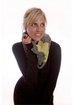 Lime Jelly Cowl