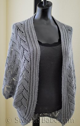 #173 Calida Luxe Cocoon Cardigan