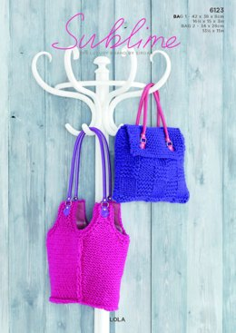 Bags in Sublime Lola - 6123 - Downloadable PDF