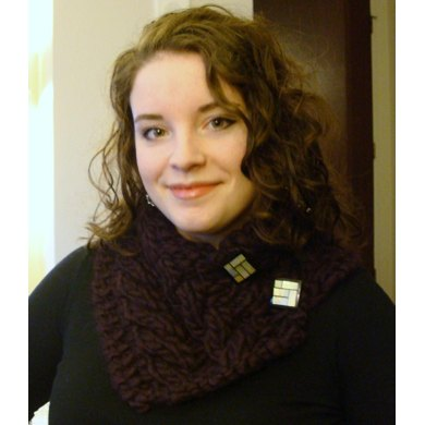 The Concord Cable Cowl Knitting Pattern By Sarah Grieve Crochet