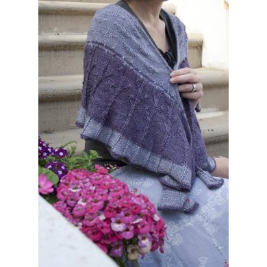 Curious Collective Shawl