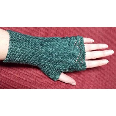 Winding Road Mitts
