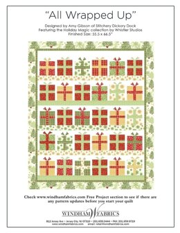 Windham Fabrics All Wrapped Up - Downloadable PDF