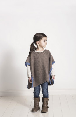 Puddle Jumper Poncho in Spud & Chloe Sweater - 201623 - Downloadable PDF