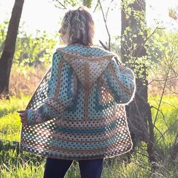 The Campfire Cardigan