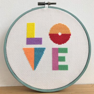 LOVE by Magical Minnie Crafts