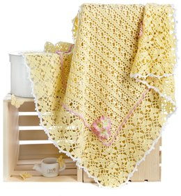 Baby's Breath Blanket