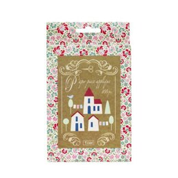 Tilda  Cottage Applique Village Paper Piece