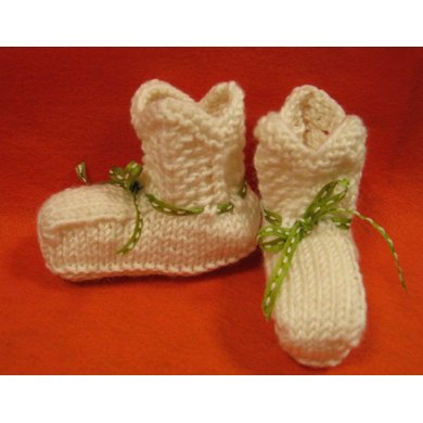 Sublime Baby Booties