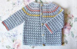 Soft cotton cardi