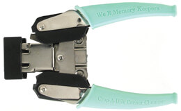 """We R Memory Keepers Crop-A-Dile Corner Chomper Tool - Rounded, .25"""" & .5"""""""