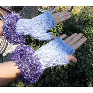 Russian Spring Mitts