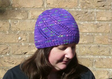 97ceb0284dd Northern Lights Hat Knitting pattern by Su Sayer