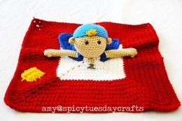 First Mate Blanket Buddy pattern