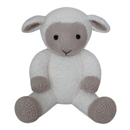 Sheep (Knit a Teddy)