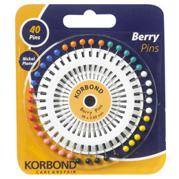 Korbond Berry Pins