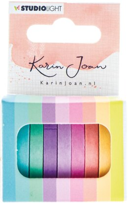 Studio Light Karin Joan Blooming Collection Washi Tape - NR. 01