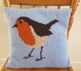 Robin Cushion Cover